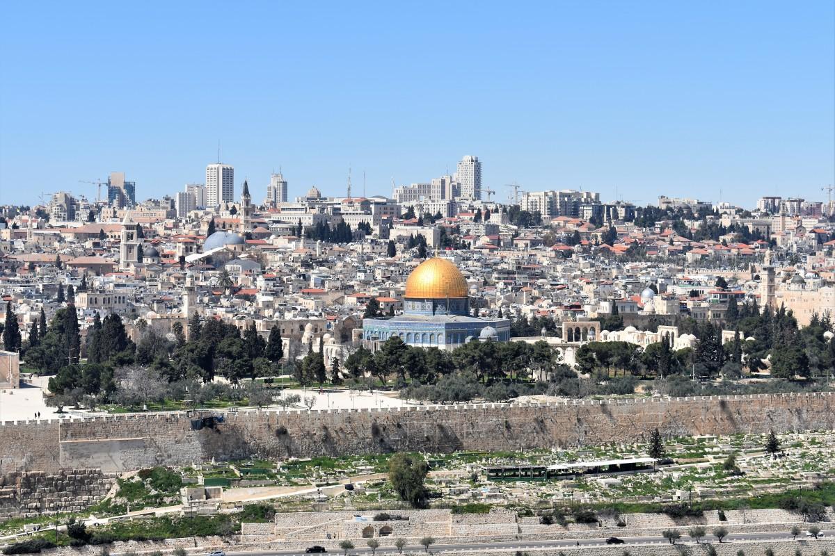 Israel, Jordan & Palestine: Oh my!